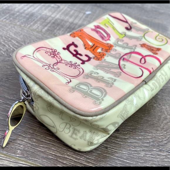 Philosophy Handbags - Benefit Beauty Cosmetic Bag, Like New
